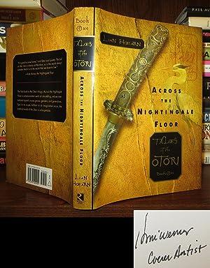 ACROSS THE NIGHTINGALE FLOOR Tales of the Otori, Book 1: Hearn, Lian