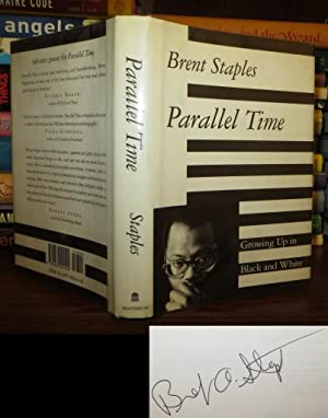 PARALLEL TIME Signed 1st: Staples, Brent