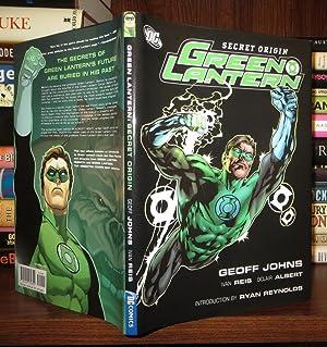GREEN LANTERN Secret Origin: Johns, Geoff & Ivan Reis & Ryan Reynolds