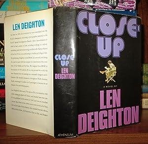 CLOSE UP: Deighton, Len