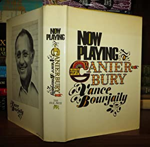 NOW PLAYING AT CANTERBURY: Bourjaily, Vance Nye