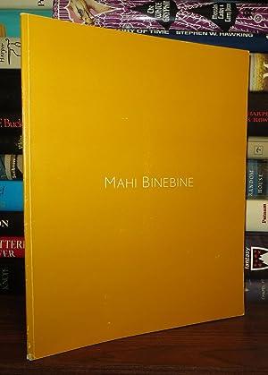 MAHI BINEBINE Lumiere Africaine, Recent Paintings: Binebine, Mahi
