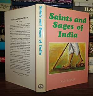 SAINTS AND SAGES OF INDIA: Lesser, R. H
