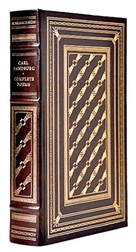 COMPLETE POEMS OF CARL SANDBURG Franklin Library: Sandburg, Carl
