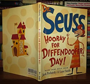 HOORAY FOR DIFFENDOOFER DAY!: Seuss, Dr &