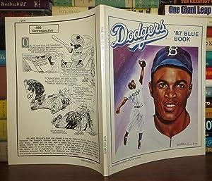 DODGERS BLUE BOOK, 1987: Holmes, Tot
