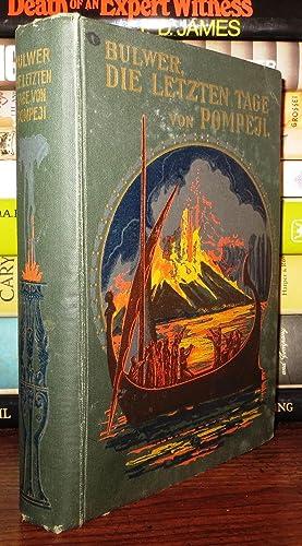 DIE LETZTEN TAGE VON POMPEJI [The Last Days of Pompeii]: Lytton-Bulwer, Edward; Lankwitz, Walter