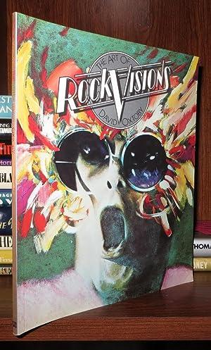 ROCK VISIONS The Art of David Oxtoby: Sandison, David -