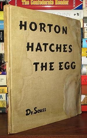 HORTON HATCHES THE EGG: Dr. Seuss - Theodor Seuss Geisel