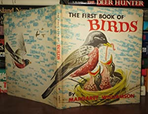 THE FIRST BOOK OF BIRDS Franklin Library: Williamson, Margaret