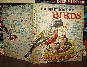 THE FIRST BOOK OF BIRDS: Margaret Williamson