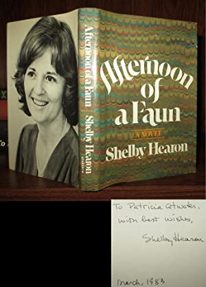 AFTERNOON OF A FAUN Signed 1st: Hearon, Shelby