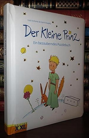 LE PETIT PRINCE Ein Bezauberndes Puzzlebuch: Saint-Exupery, Antoine De