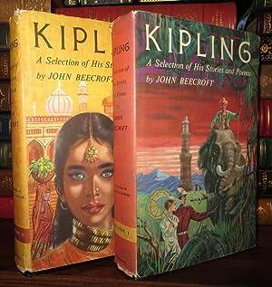 KIPLING A Selection of His Stories and: Kipling, Rudyard; Beecroft,