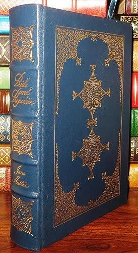 PRIDE & PREJUDICE Easton Press: Austen, Jane