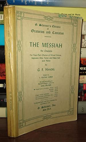 THE MESSIAH: Handel, G. F.