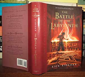 THE BATTLE OF THE LABYRINTH Percy Jackson and the Olympians, Book 4: Riordan, Rick