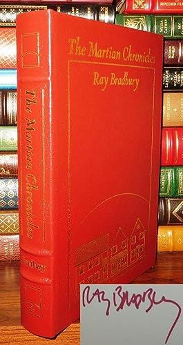 MARTIAN CHRONICLES Easton Press: Bradbury, Ray