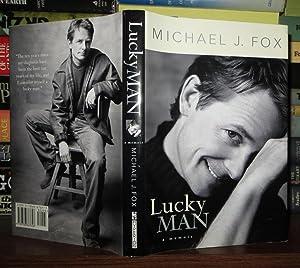 LUCKY MAN A Memoir: Fox, Michael J.