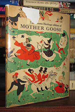 THE FAMOUS HERITAGE EDITION OF MOTHER GOOSE: Duvoisin, Roger; Benet,