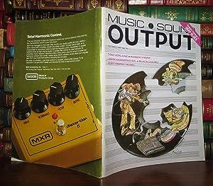 MUSIC SOUND OUTPUT Vol. 1, No. 6: Bangs, Lester, Et