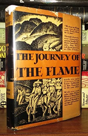 THE JOURNEY OF THE FLAME: Blanco, Antonio De Fierro