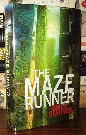 THE MAZE RUNNER Maze Runner Series #1: Dashner, James
