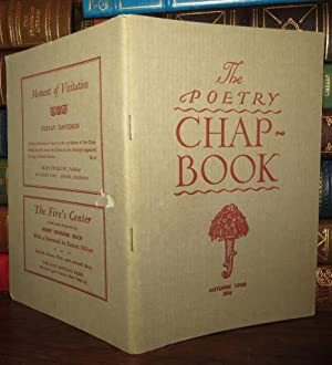 THE POETRY CHAPBOOK Autumn 1950 Poetry Chap Book: The Poetry Chapbook