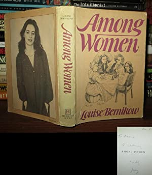 AMONG WOMEN Signed 1st: Bernikow, Louise