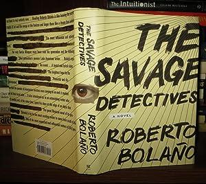 THE SAVAGE DETECTIVES A Novel: Bolano, Roberto; Wimmer,