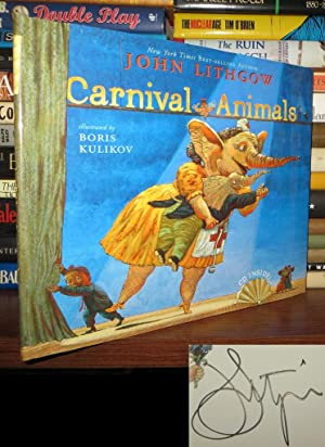 CARNIVAL OF THE ANIMALS Signed 1st: Lithgow, John &