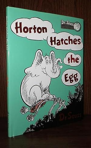 HORTON HATCHES THE EGG: Seuss, Dr