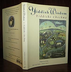 YIDDISH WISDOM Yiddishe Chochma: Swarner, Kristina