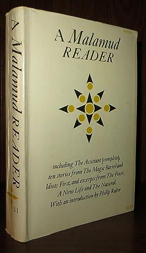 A MALAMUD READER The Assistant (Complete) ,: Malamud, Bernard