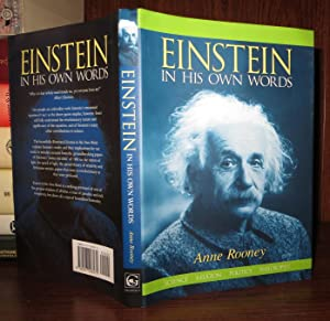 EINSTEIN IN HIS OWN WORDS: Rooney, Anne - Albert Einstein