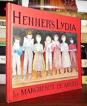 HENNER'S LYDIA: De Angeli, Marguerite