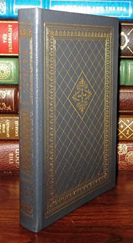 THE POEMS OF W.B. YEATS Easton Press: Yeats, W. B. edited, Intro by William York Tindall