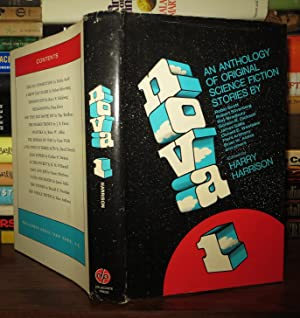 NOVA 1 An Anthology of Original Science Fiction Stories: Gerrold, David, Bradbury, Ray; Silverberg,...