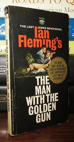 THE MAN WITH THE GOLDEN GUN: Fleming, Ian
