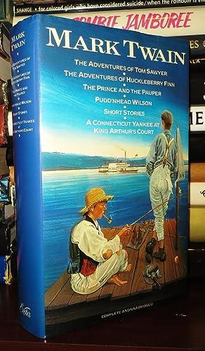 MARK TWAIN The Adventures of Tom Sawyer;: Mark Twain