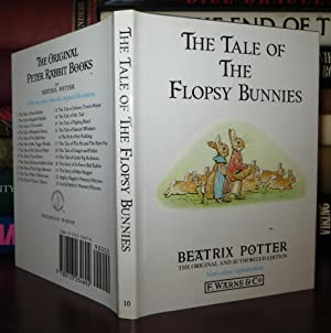 THE TALE OF THE FLOPSY BUNNIES: Potter, Beatrix