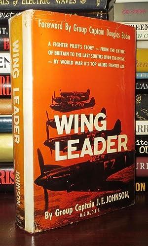 WING LEADER: Johnson, James Edgar