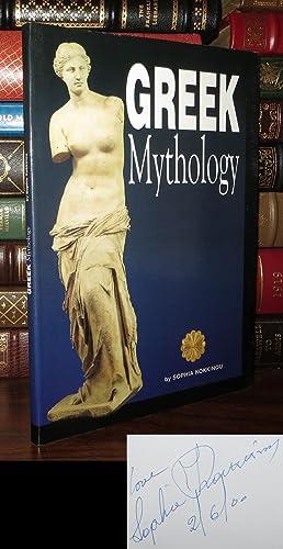 GREEK MYTHOLOGY Signed 1st: Kokkinou, Sophia
