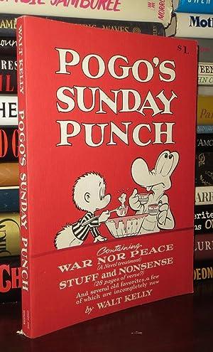 POGO'S SUNDAY PUNCH: Kelly, Walt -