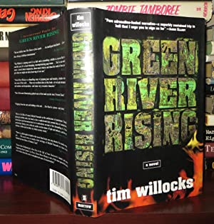 GREEN RIVER RISING A Novel: Willocks, Tim