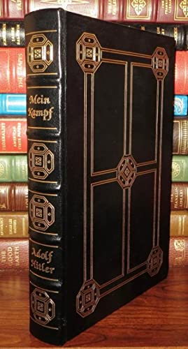 MEIN KAMPF Easton Press: Hitler, Adolf