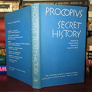 SECRET HISTORY: Procopius