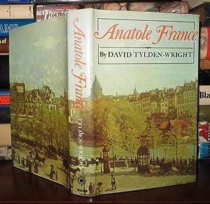 ANATOLE FRANCE: Tylden-Wright, David
