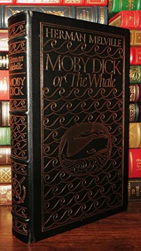 MOBY DICK Easton Press: Melville, Herman