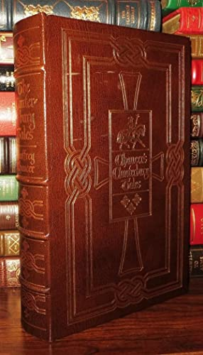 THE CANTERBURY TALES Easton Press: Chaucer, Geoffrey